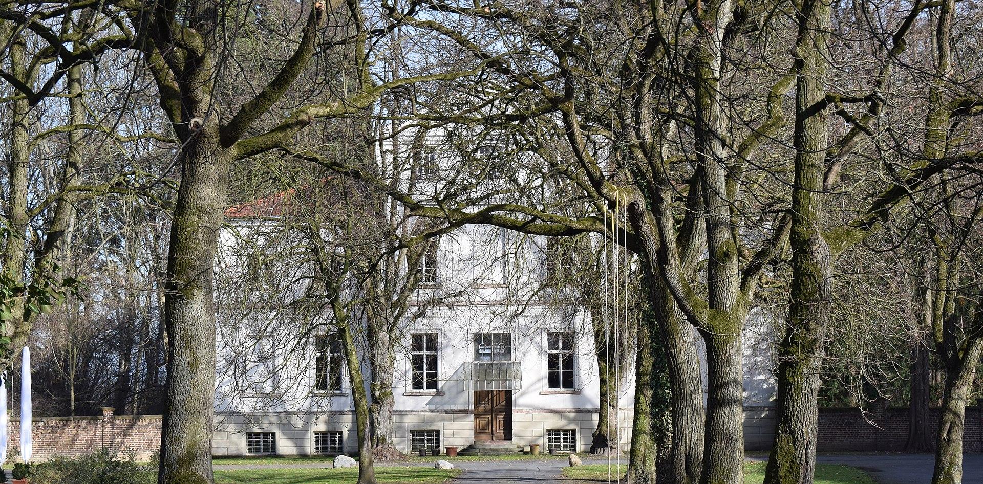 Herrenhaus des Gutes Ringelsbruch bei Wewer