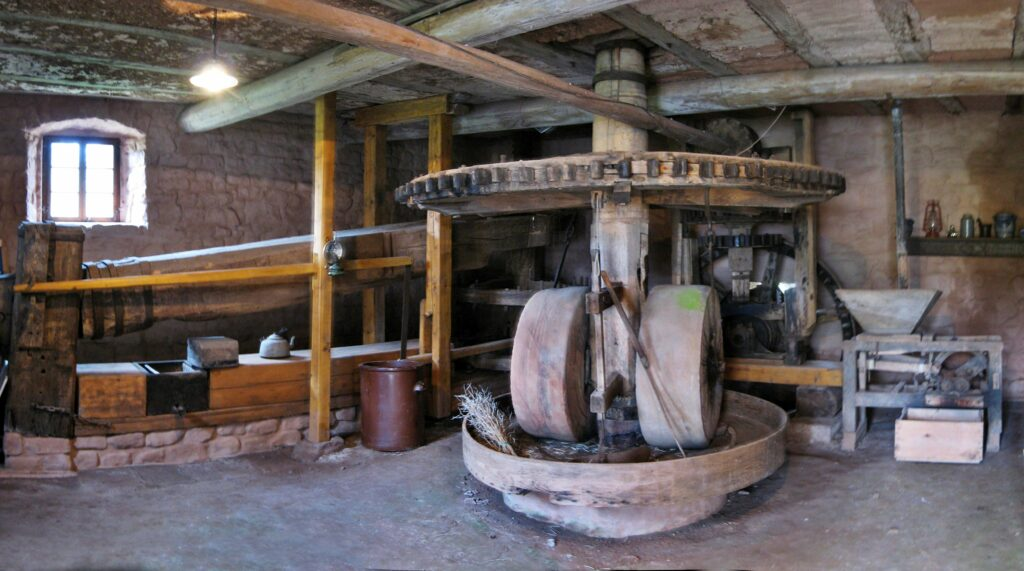 Berschweiler Ölmühle