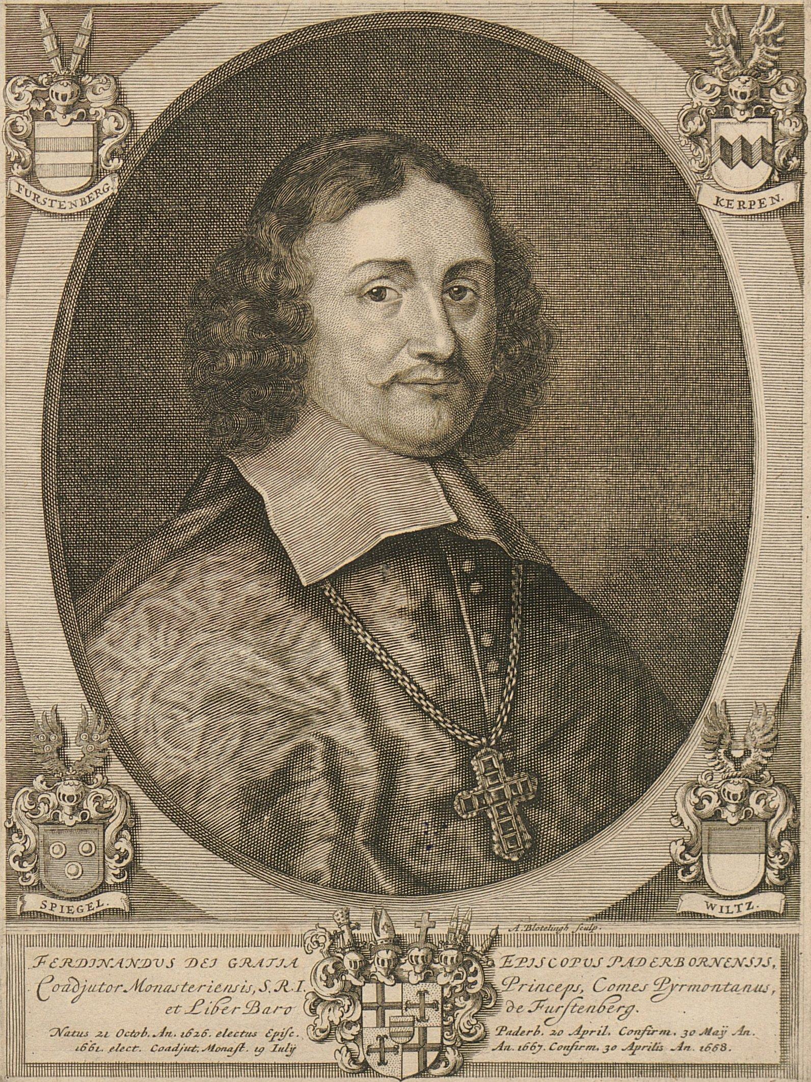 Ferdinand von Fürstenberg