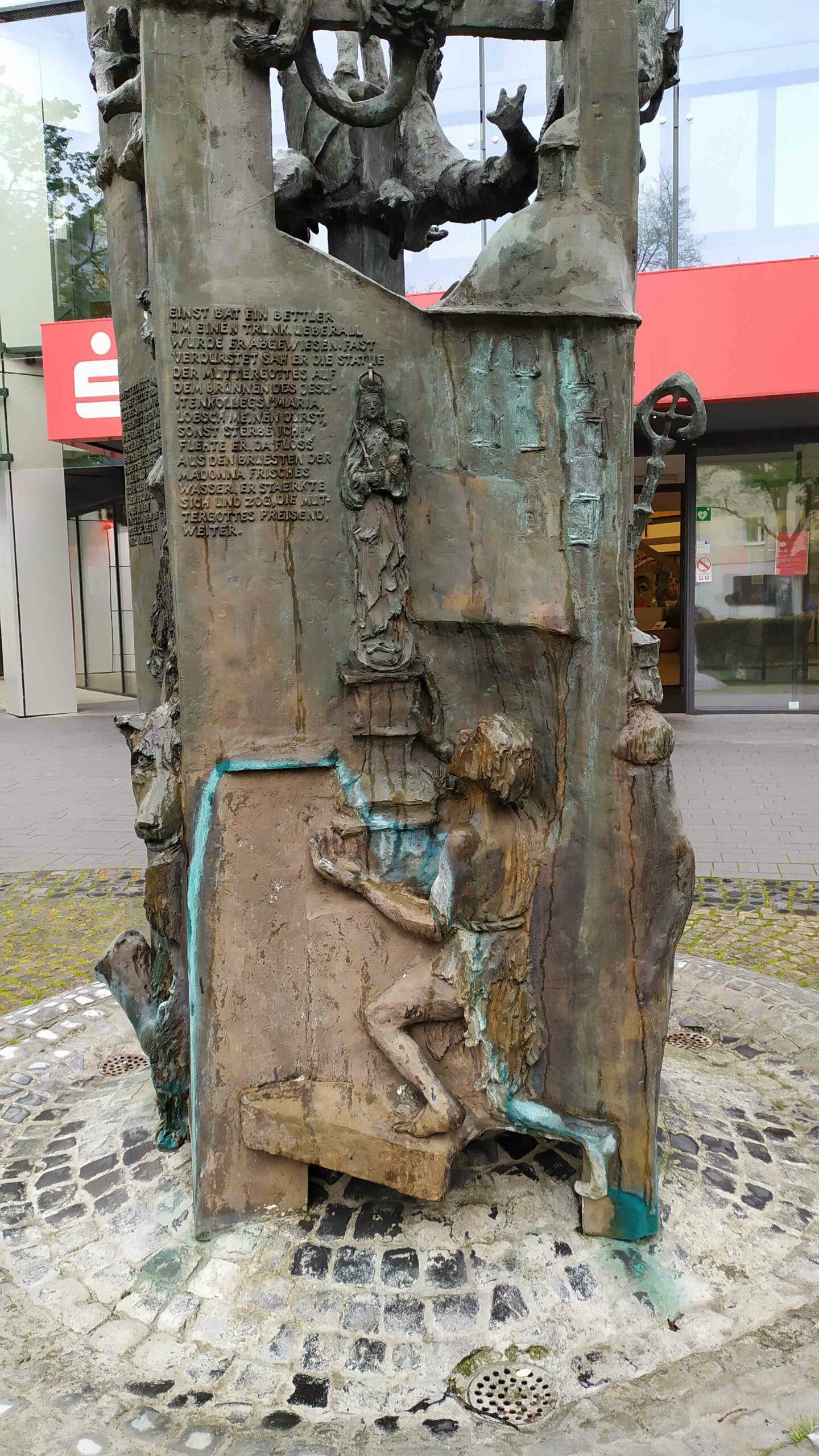 Der Marienbrunnen