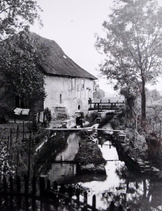 Neuhaus, ehemalige Walkmühle, 1926 (Stadt- und KreisA Pb, Foto Paul Michels, S-M4)